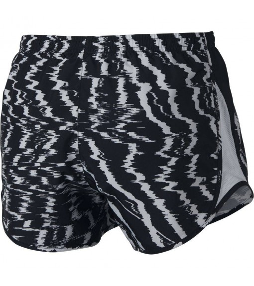 Nike Printed Black Shorts/White | scorer.es