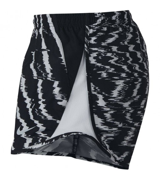 Nike Printed Black Shorts/White | Running Trousers/Leggins | scorer.es