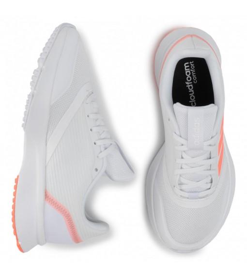 Zapatillas Mujer Adidas Nova Flow Blanco/Coral EH1379 | scorer.es