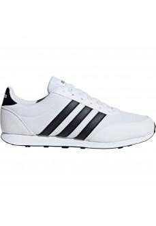 Zapatillas Hombre Adidas V Racer 2.0 Blanco/Negro B75796