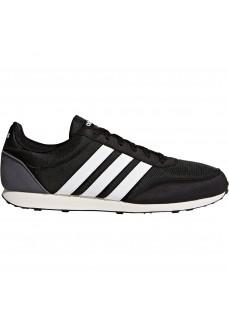 Zapatillas Hombre Adidas V Racer 2.0 Negro/Blanco BC0106