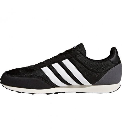 Zapatillas Hombre Adidas V Racer 2.0 Negro/Blanco BC0106 | scorer.es