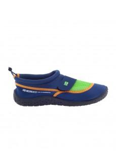 Nicoboco Slippers Rouf Kids Navy Blue 30-841K-010