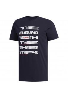Camiseta Hombre Adidas M Dist Fnt Marino | scorer.es