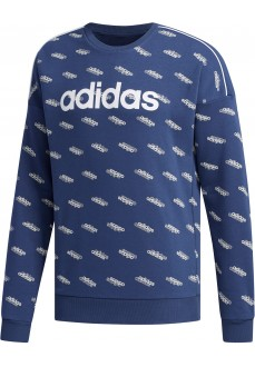 Sudadera Hombre Adidas Favorites Azul FM6021 | scorer.es