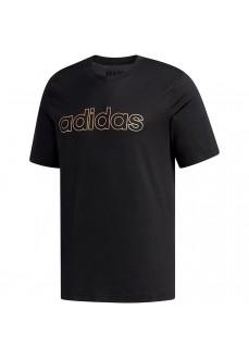 Camiseta Hombre Adidas Essentials Negro FM3441 | scorer.es
