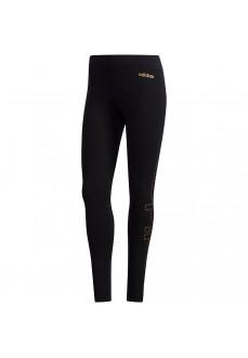 Adidas Women's Tights W Branded Tig Black FL9194 | Tights for Women | scorer.es