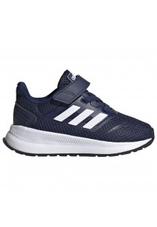 Adidas Kids' Trainers Run Falwith Navy Blue/White EG6153