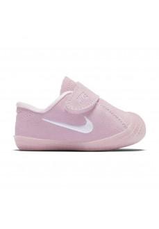 Zapatillas Nike Waffle Rosa/Blanco para niño/niña