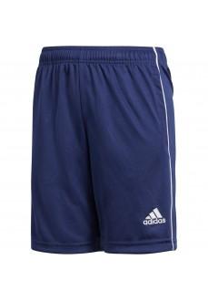 Pantalón Corto Niño/a Adidas Core 18 Marino