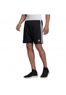 Pantalón Corto Hombre Adidas Tiro 19 Negro/Blanco D95940 | scorer.es