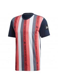 Camiseta Hombre Adidas Must Haves Varios Colores FI4033