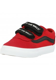 Vans Kids' Trainers TD Ward V (OTW) Red/Black VN0A4BTFWM71
