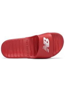 Chanclas New Balance Rojo SUF100 TR
