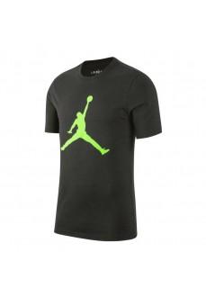 Camiseta Hombre Nike Jordan Jumpman SS Crew-355 Verde CJ0921-355 | scorer.es