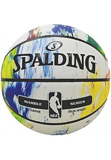 Balón Spalding NBA Marble MC OUT Multicolor 83-636Z | scorer.es