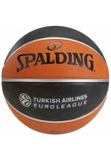 Balón Spalding Euroleague TF 150 Outdoor Naranja-Negro 84-003Z