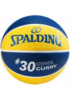 Balón Spalding Stephen Curry Amarillo/Azul 83-844Z