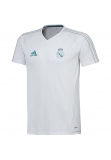 Camiseta Adidas Real Madrid Blanco/Turquesa