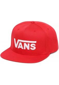 Vans Cap Mn Drop V II Snaback Red VN0A36ORIZQ1
