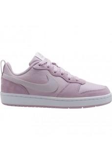 Baskets Nike Court Borough Low 2 Rose Femme CD6144-500