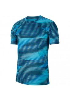 Camiseta Hombre Nike Dry Leg Tee Seasonal Azul CK4254-446 | scorer.es