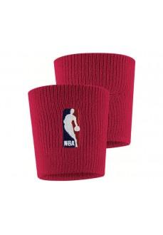 Muñequera Nike NBA Roja NKN03654