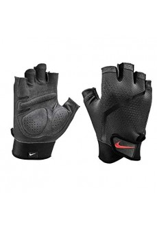 Guantes Nike Extreme Fitness Negro/Gris NLGC4937