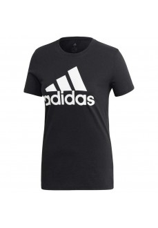 Camiseta Mujer Adidas Must Haves Badge of Sport Blanco/Negro FQ3237