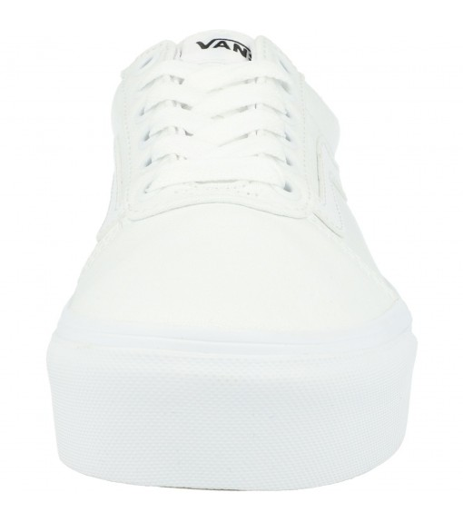 Zapatillas Mujer Vans Ward Platform Blanco VN0A3TLC0RG1 | scorer.es