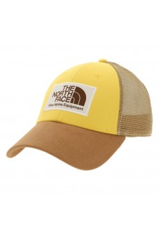 The North Face Mudder Trucker Hat Yellow/Black NF00CGW2ZBJ1 | Caps | scorer.es