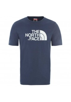 Camiseta Hombre The North Face Easy Tee Marino NF0A2TX3N4L1 | scorer.es
