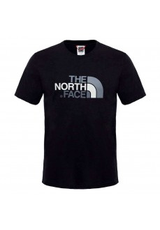 Camiseta Hombre The North Face Easy Tee Negro NF0A2TX3JK31 | scorer.es
