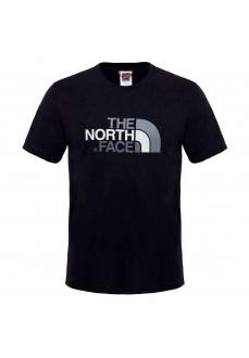 The North Face Men's T-Shirt Easy Tee Black NF0A2TX3JK31   Men's T-Shirts   scorer.es