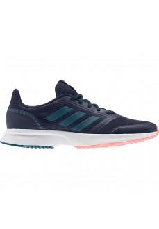 Zapatillas Hombre Adidas Nova Flow Marino/Azul EH1363