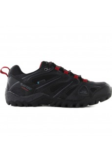 Hi-tec Men's Trainers Quercus Low Wp Gray O090041001 | Trekking shoes | scorer.es