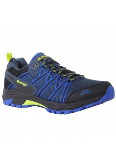 Hi-tec Men's Trainers Serra Trail Blue/Black O090009006 | Trekking shoes | scorer.es