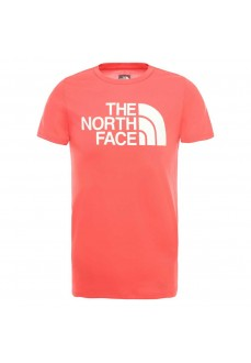 Camiseta Mujer The North Face Reaxion Tee Cayenne Rojo NF0A3S3CNXG