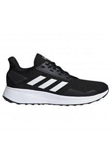 Zapatillas Hombre Adidas Duramo 9 Negro/Blanco BB7066