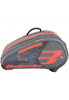 Bullpadel Bag BPP-20002 Mid Gray/Orange
