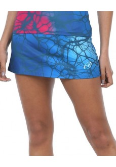 Bullpadel Women's Skirt Izaskun 389 Blue