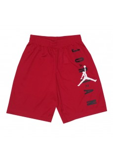 Pantalón Corto Hombre Nike Jordan Vert Mesh Rojo 957176-R78   scorer.es
