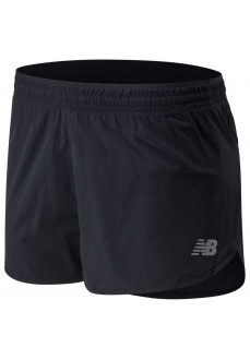 New Balance Women's Shorts Accelerate SS WS01206 BK | Trousers for Women | scorer.es