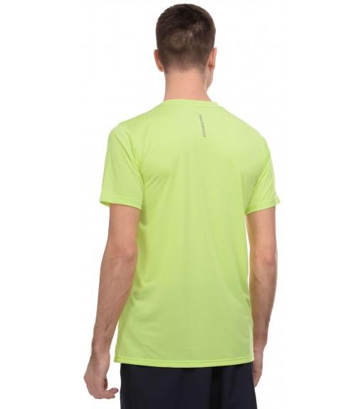Camiseta Hombre New Balance Accelerate SS Amarillo MT93180 LS2   scorer.es