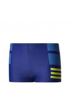 Bañador para hombre Adidas Azul/Amarillo