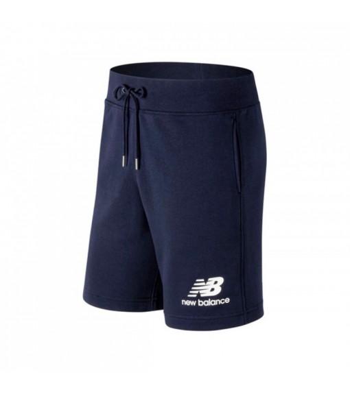 Pantalon Corto Hombre New Balance Essentials Marino Ms91584 Ecl