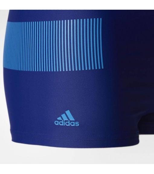 Bañador para hombre Adidas Azul/Amarillo   scorer.es