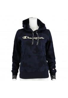 Sweat-shirt Homme Champion Con Capucha Bleu marine 112472 BL501