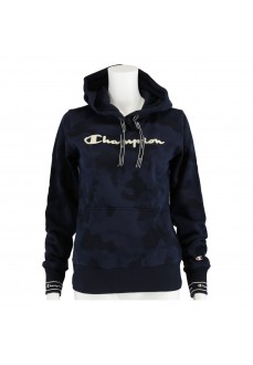 Champion Men's Hoodie Sweatshirt Navy Blue 112472 BL501