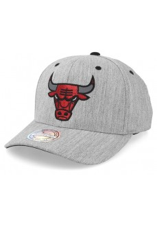Gorra Hombre Mitchell & Ness Chicago Bulls Team Gris MN-NBA-INTL476-CHIBUL-GRY